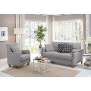 home affaire fauteuil »palmera« zilver