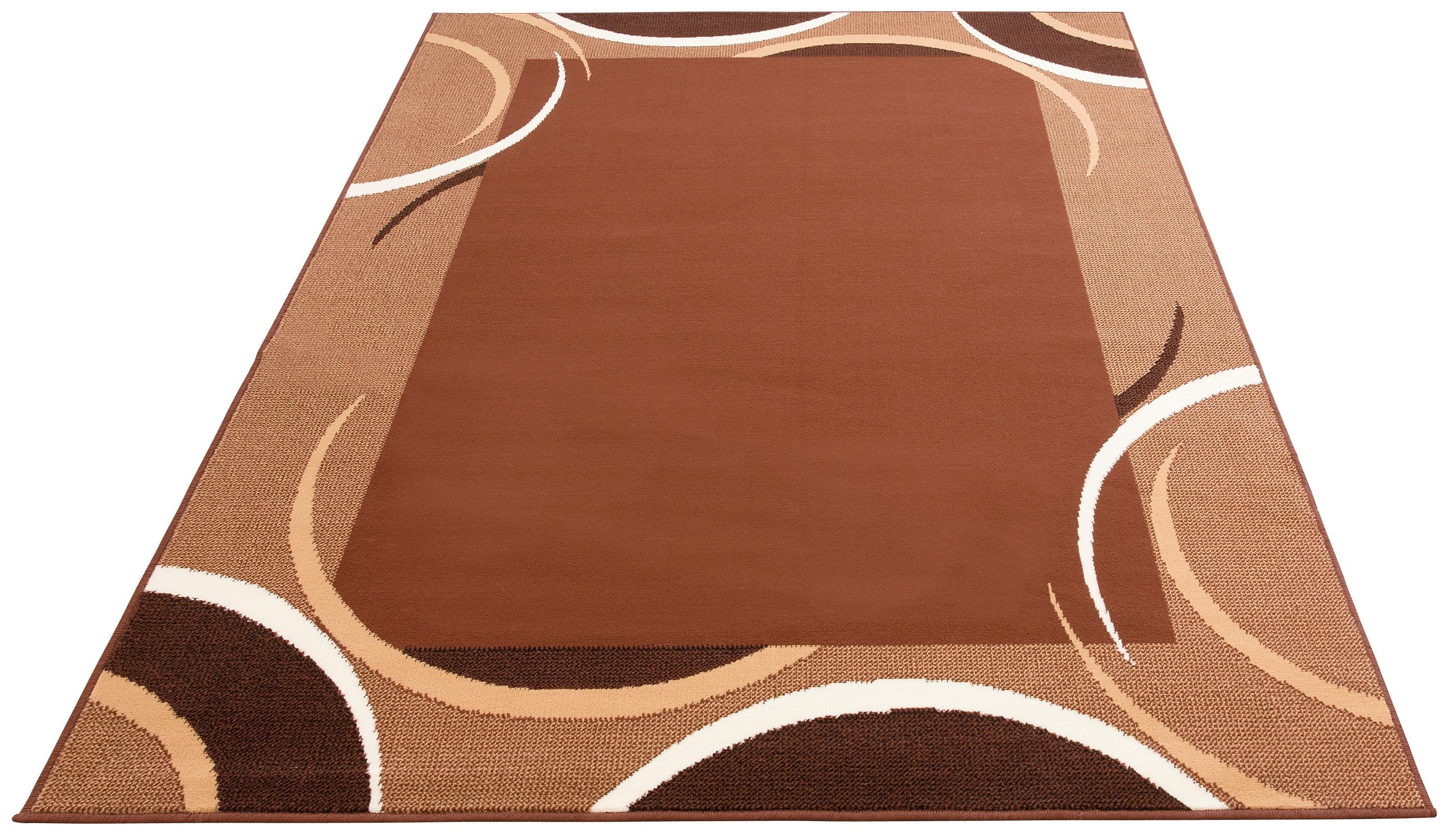 my home Vloerkleed, »Noah«, rechthoekig, hoogte 7 mm, machinaal geweven bij OTTO online kopen