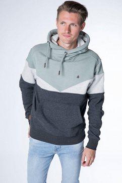alife and kickin hoodie »jasper« blauw