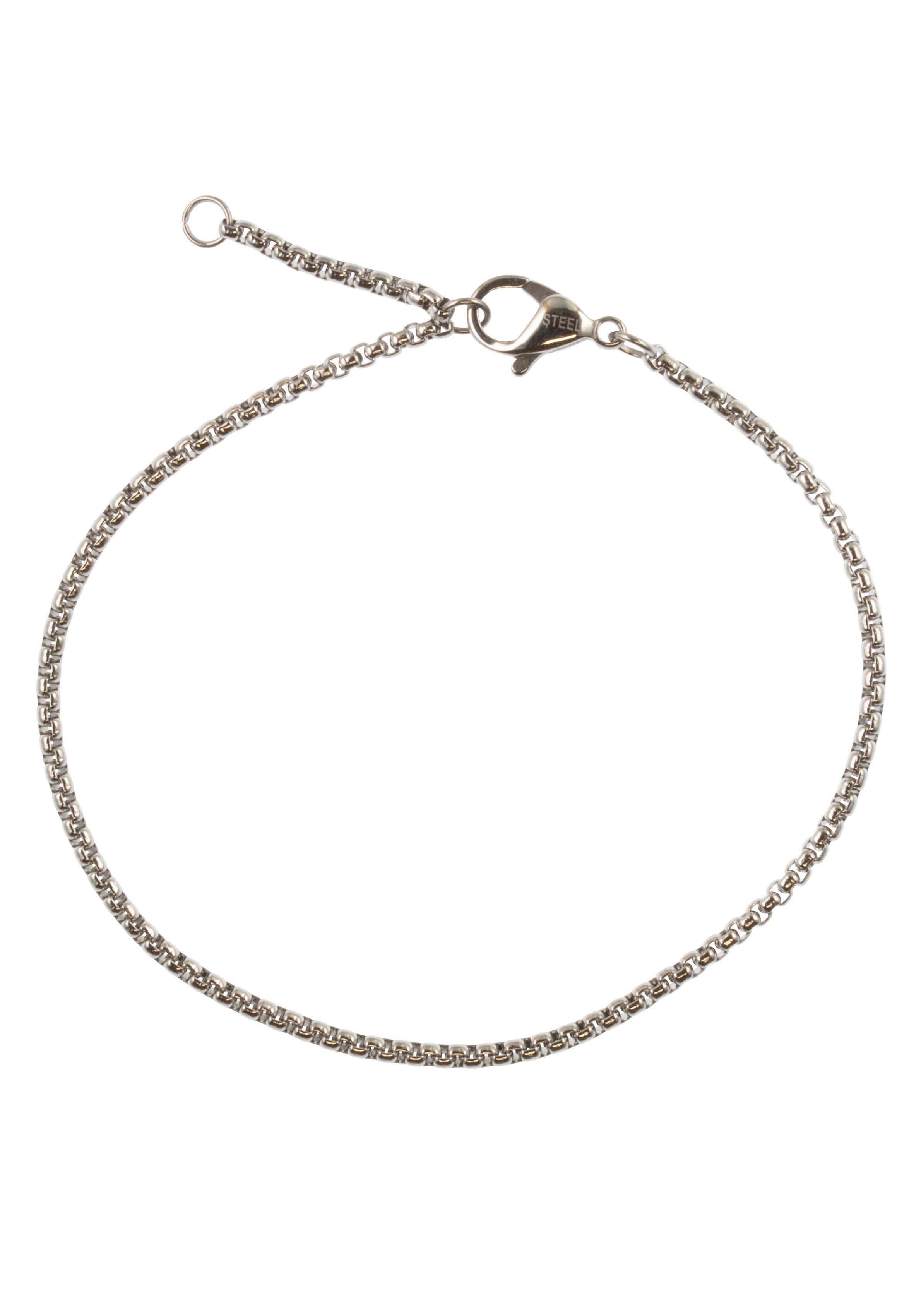 Firetti edelstalen armband Venetiaanse kettingschakels, 2,0 mm breed Made in Germany bij OTTO online kopen