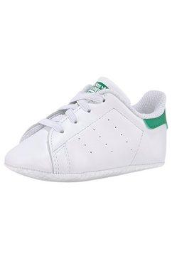 adidas originals babyschoentjes »stan smith crib« wit