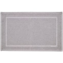badmat »bathrug«, gant, hoogte 5 mm, sneldrogend grijs