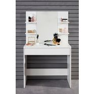 trendteam make-uptafel »basix« wit