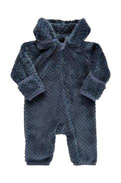 minymo teddy-jumpsuit blauw