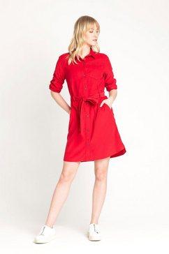 lee blousejurkje rood