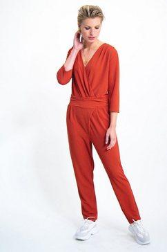 garcia jumpsuit rood