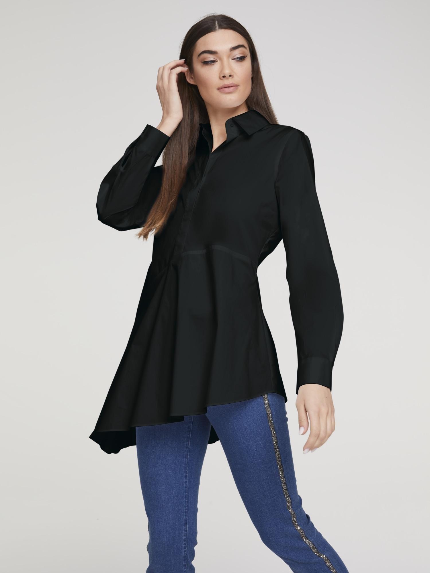 heine Overhemdblouse nu online kopen bij OTTO