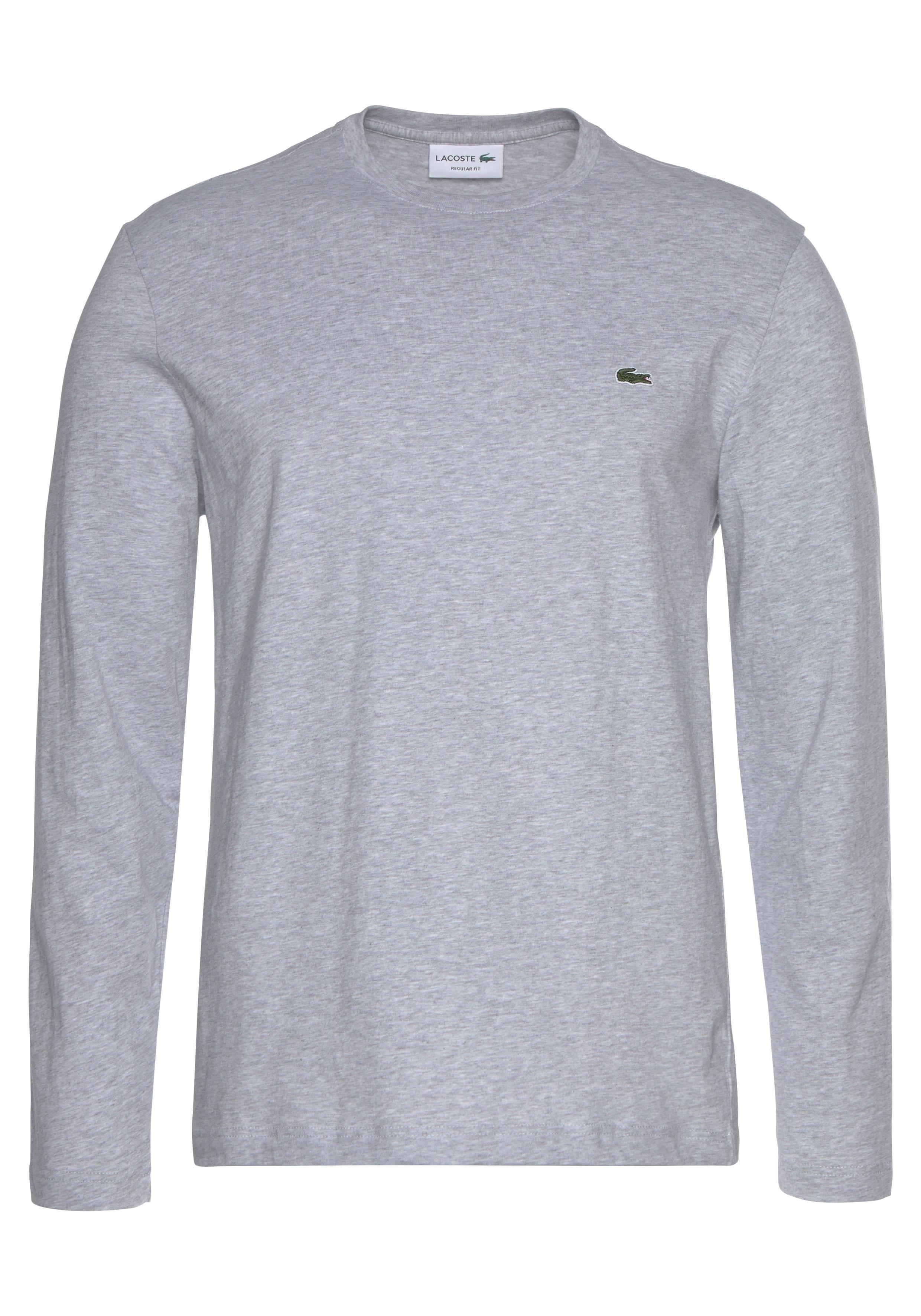 LACOSTE shirt met lange mouwen »TH2040« nu online kopen bij OTTO