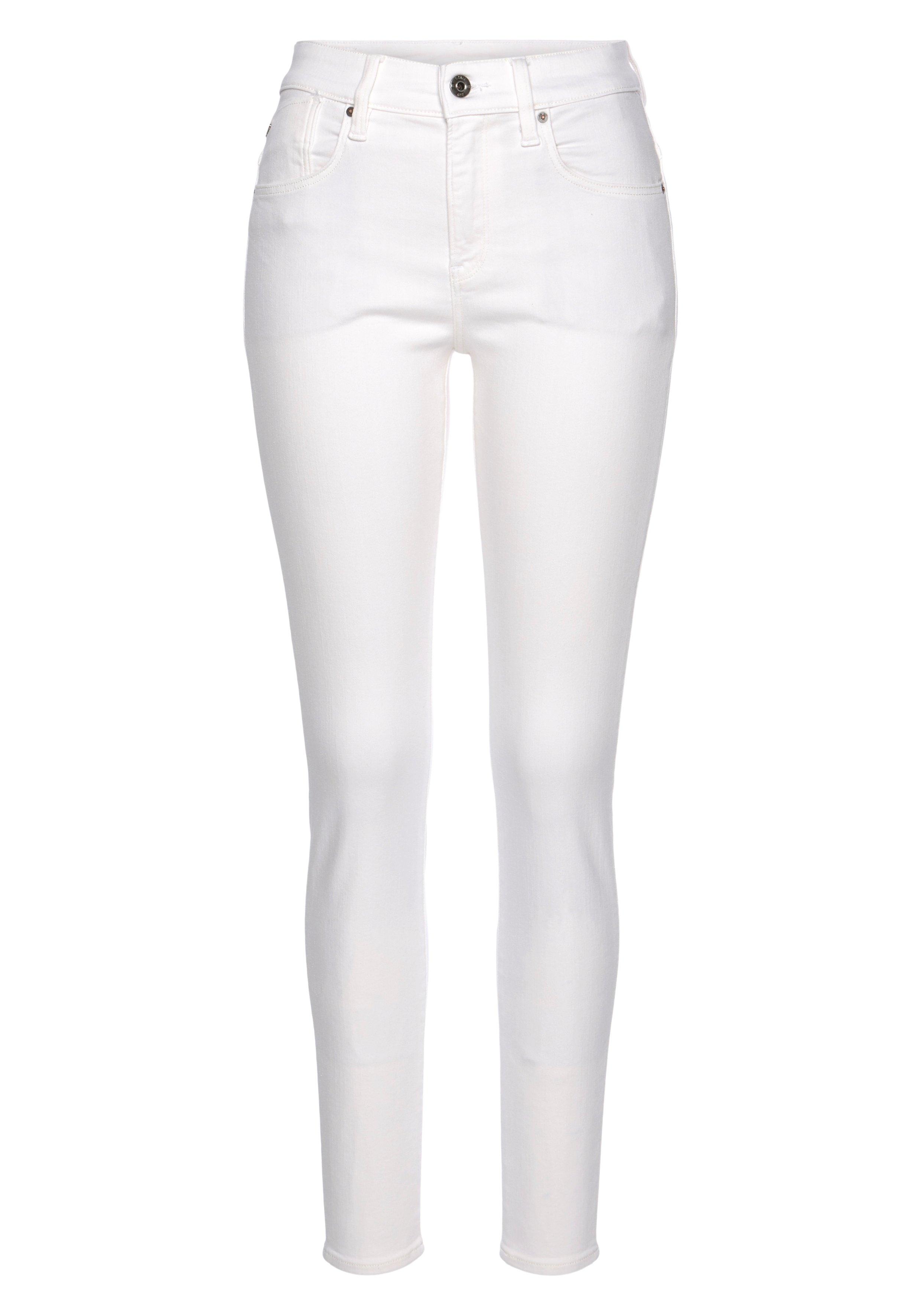 G-Star RAW skinny fit jeans Lhana Skinny Jeans Perfecte pasvorm door het Elastan-aandeel nu online kopen bij OTTO