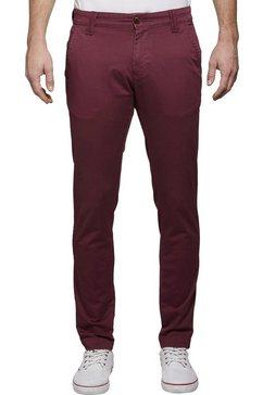 tommy jeans chino »tjm scanton chino pant« rood