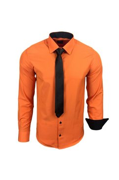 rusty neal hemd oranje