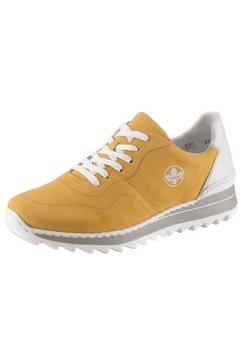 rieker sneakers geel