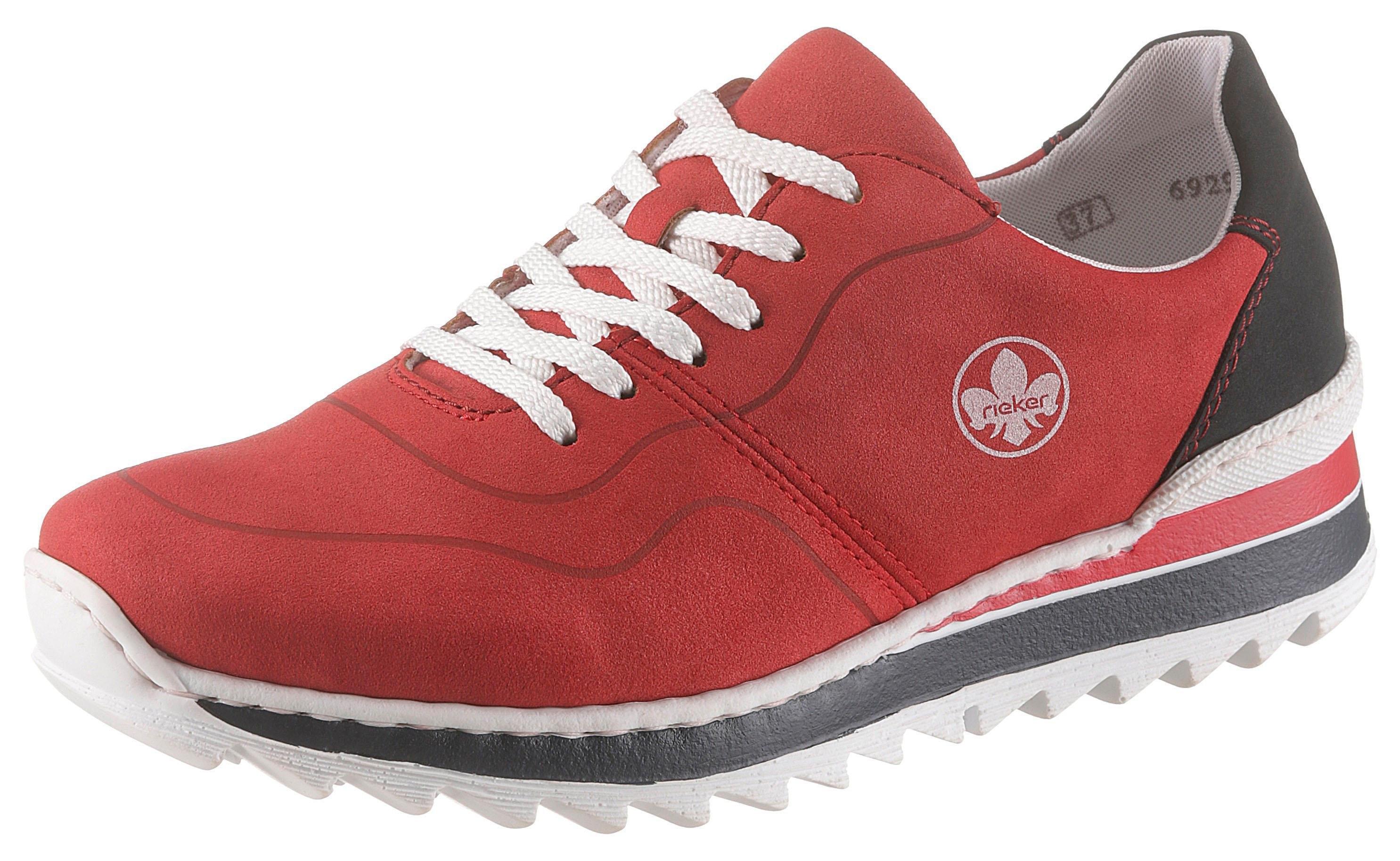 Rieker Sneakers in sportieve look - verschillende betaalmethodes
