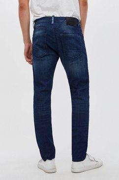 ltb tapered jeans »servando x d« blauw