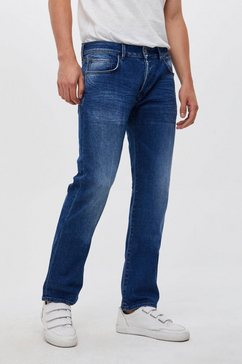 ltb straight jeans »hollywood d« blauw