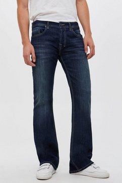 ltb bootcut jeans »tinman« blauw