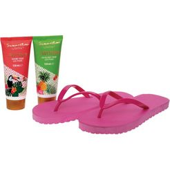 technic cadeauset 'summer ready!', 4-delig roze