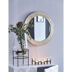 lambert spiegel »tsomo« zilver