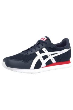 asics tiger sneakers »tiger runner« blauw