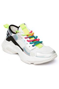 steve madden sneakers »ajax« wit