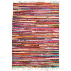 vloerkleed, »multi«, andiamo, rechthoekig, hoogte 10 mm, handgeweven multicolor