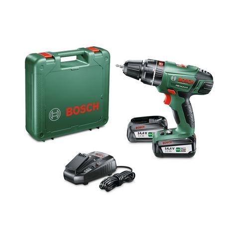 Bosch PSB 14,4 LI-2 2 accu's 2,5 Ah
