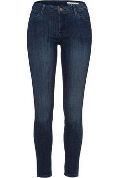 edc by esprit slim fit jeans blauw