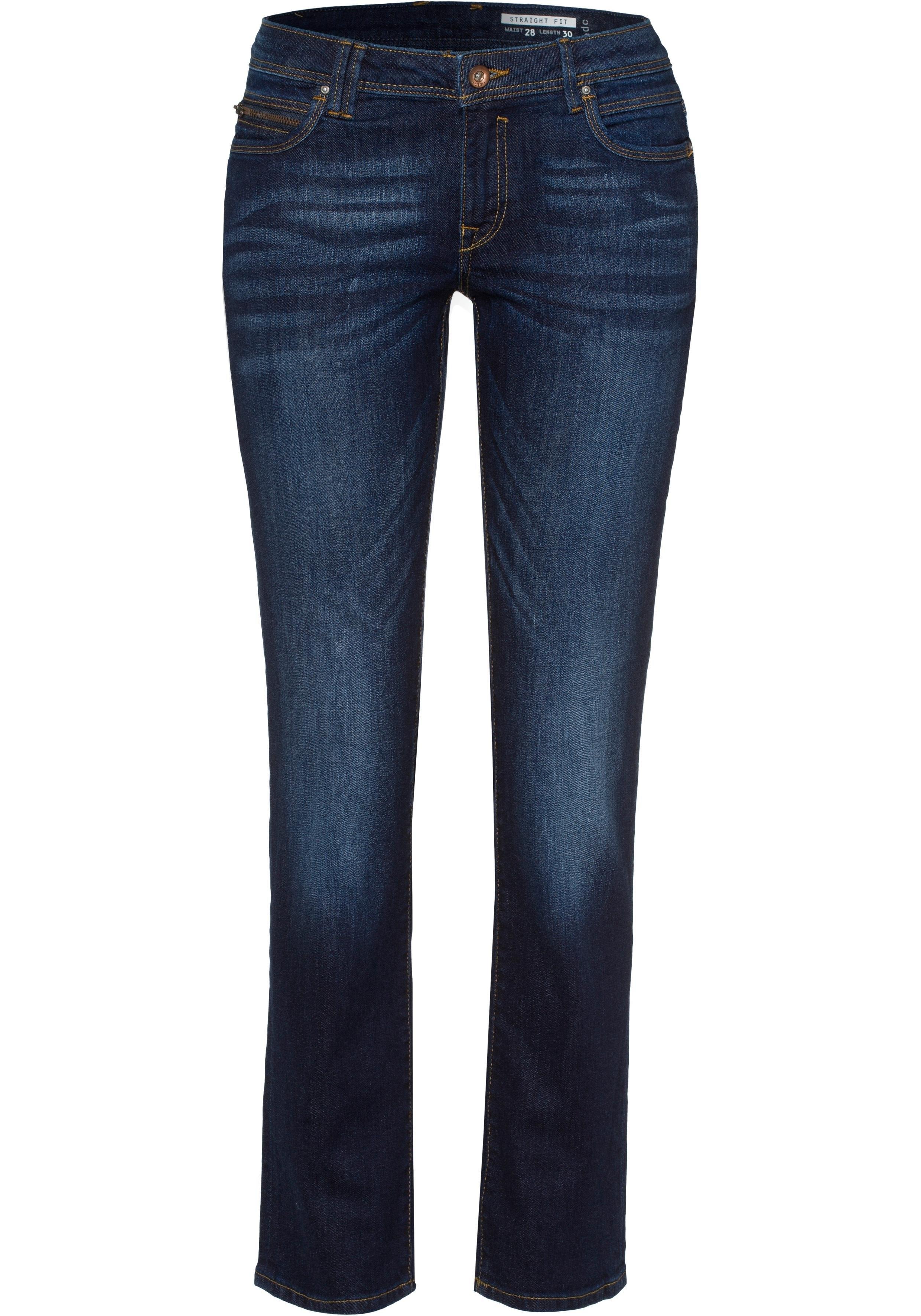 edc by esprit straight jeans goedkoop op otto.nl kopen