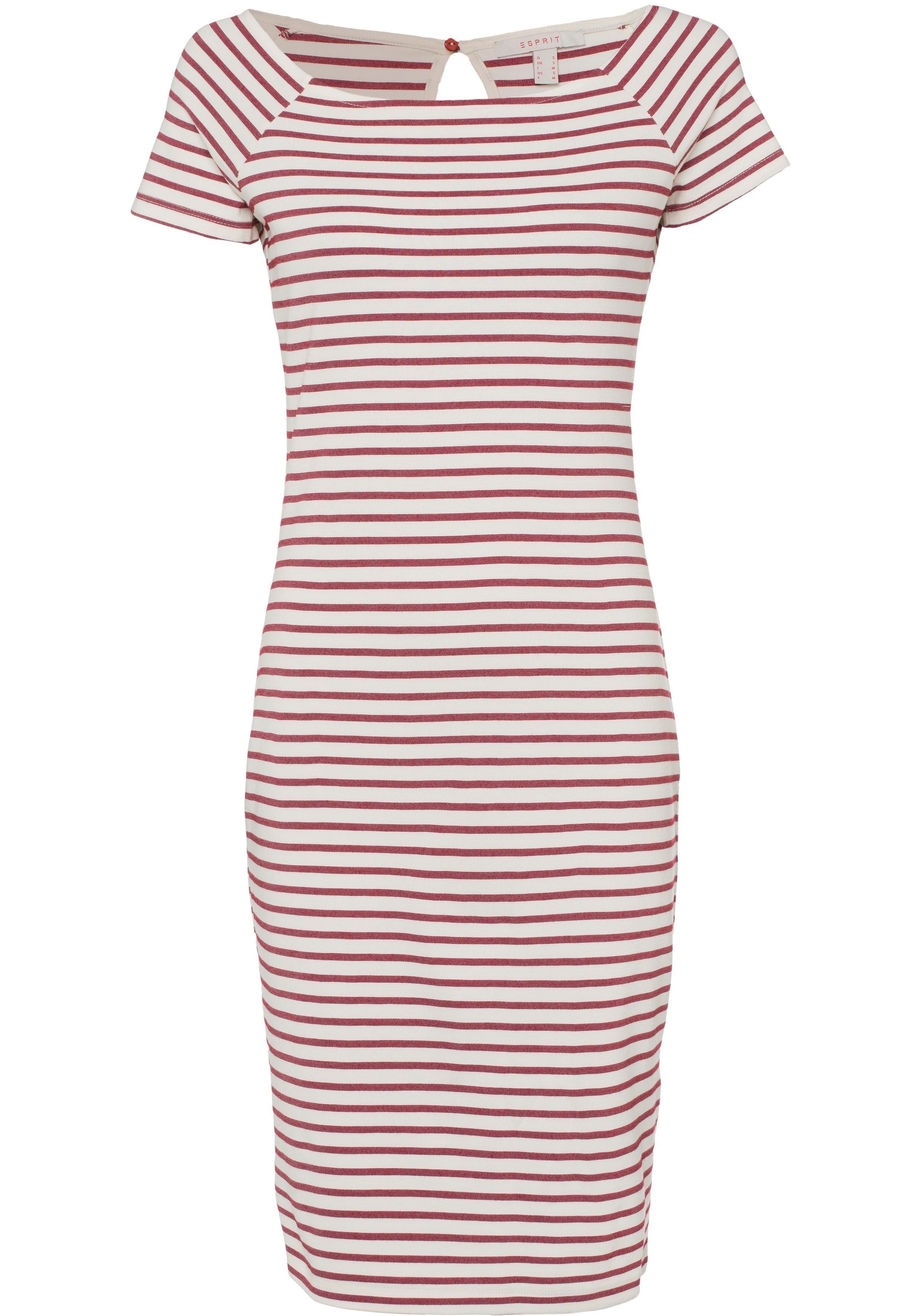 ESPRIT mini-jurk - gratis ruilen op otto.nl