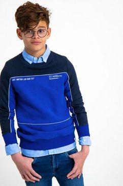 garcia sweater blauw