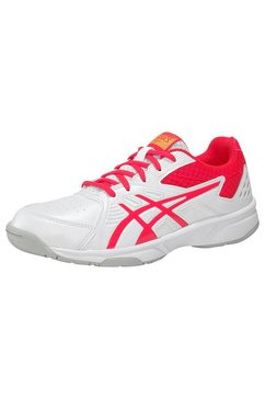 asics tennisschoenen »court slide« wit