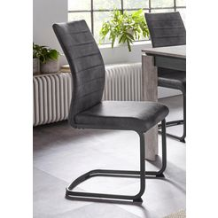 "hela stoel ""katrin"" grijs"