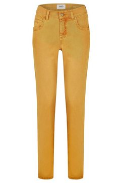 angels skinny jeans »cici-colour« geel