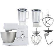 kenwood »chef kvc3110w« keukenmachine wit