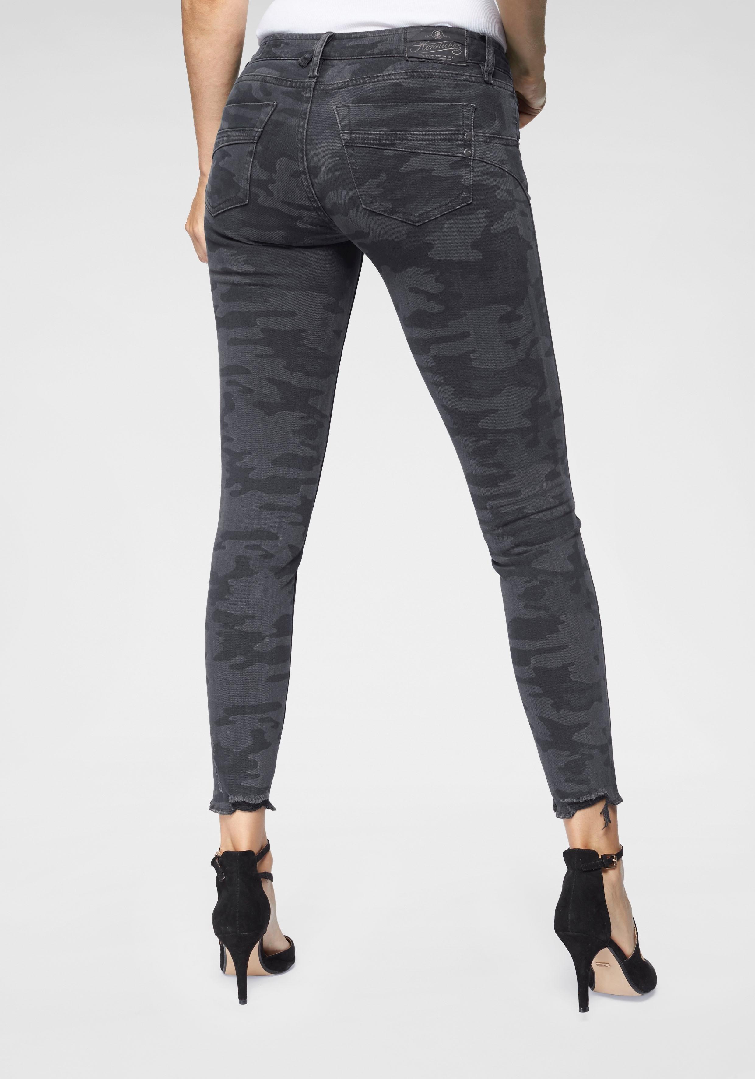 Op zoek naar een Herrlicher 7/8 jeans »TOUCH CROPPED CAMOUFLAGE«? Koop online bij OTTO