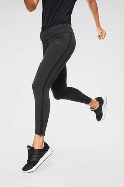 adidas performance functionele tights grijs