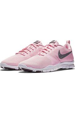 nike fitnessschoenen »wmns flex essential« roze