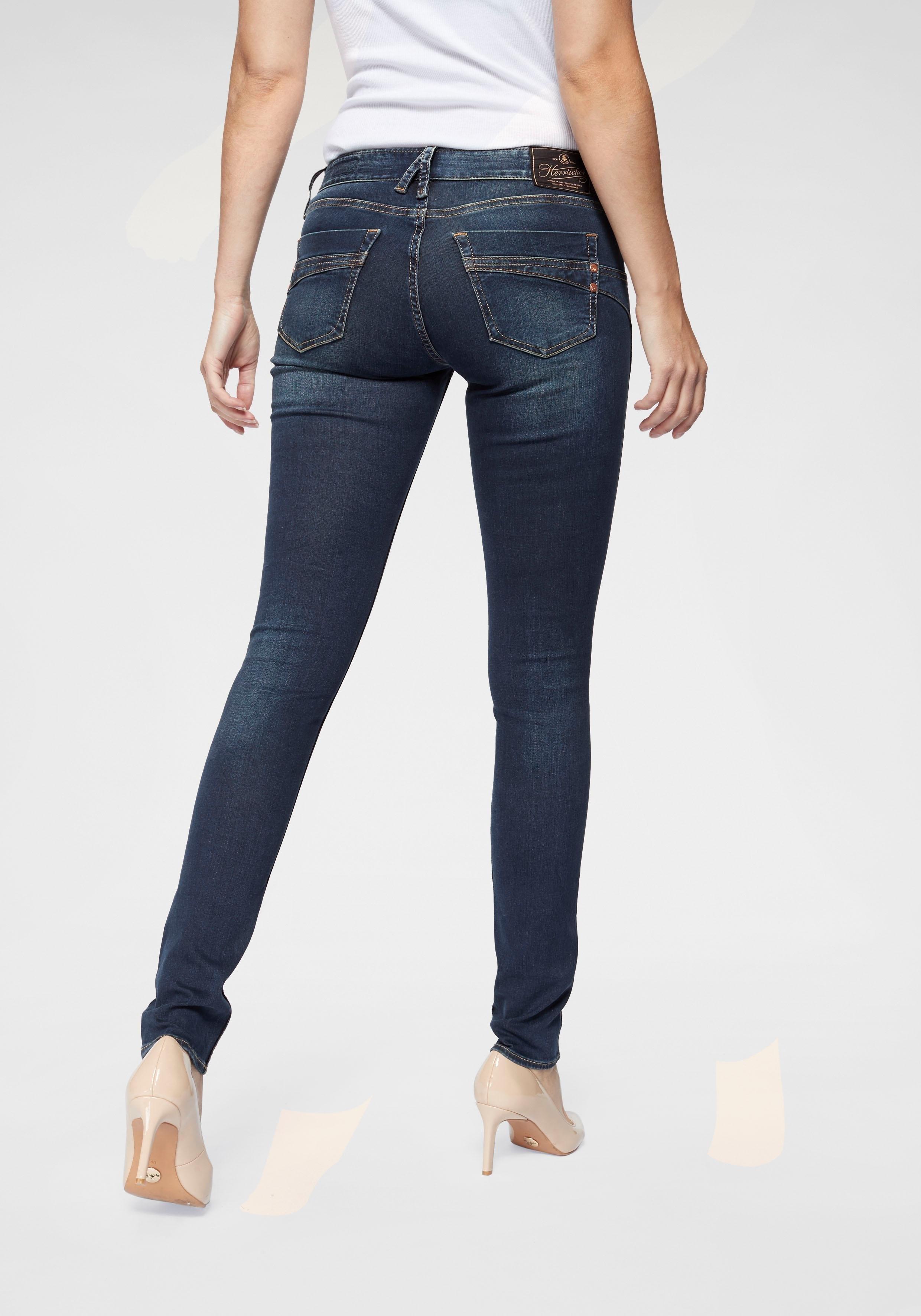 Op zoek naar een Herrlicher slim fit jeans »Touch slim«? Koop online bij OTTO
