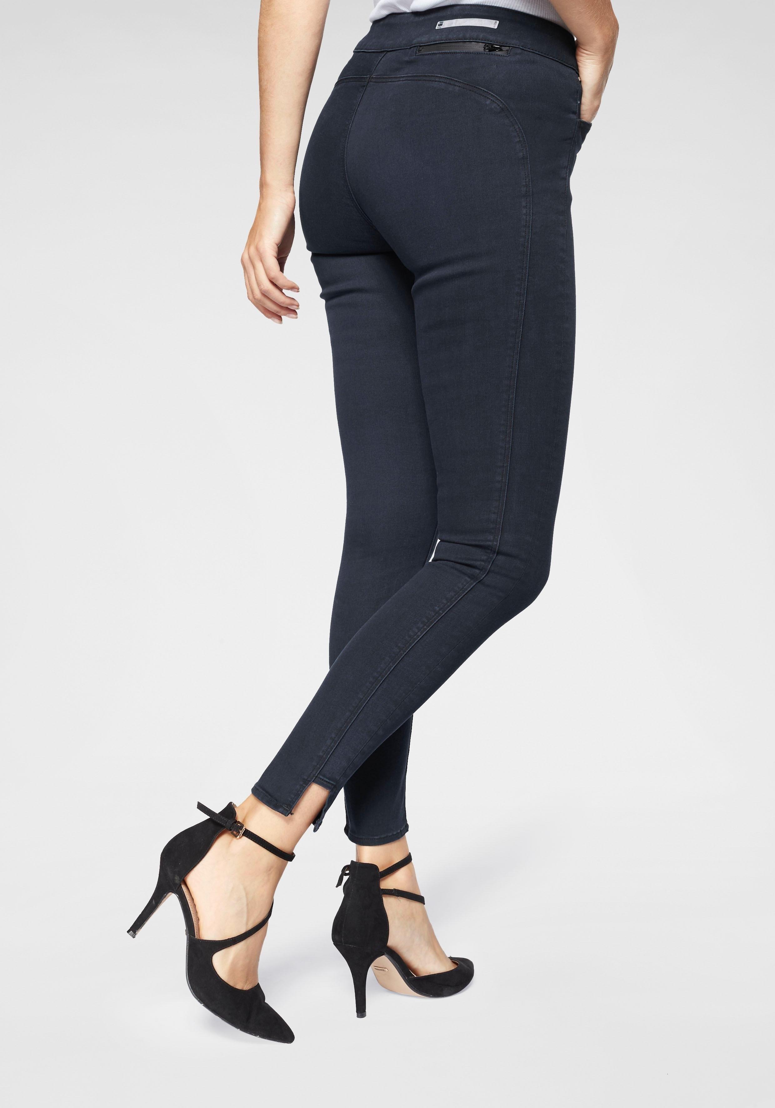 G-star Raw skinny fit jeans »Citishield High Jegging Ankle WMN, Superskinny« nu online bestellen