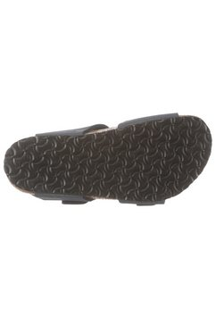 birkenstock sandalen »new york« blauw