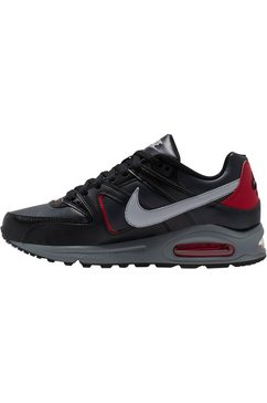 nike sportswear sneakers »air max command« schwarz