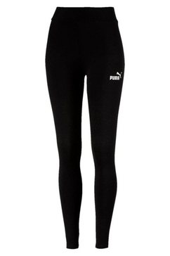 puma legging »essential leggings« zwart