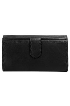 bagan portemonnee tweevoudig inklapbaar (1-delig) zwart