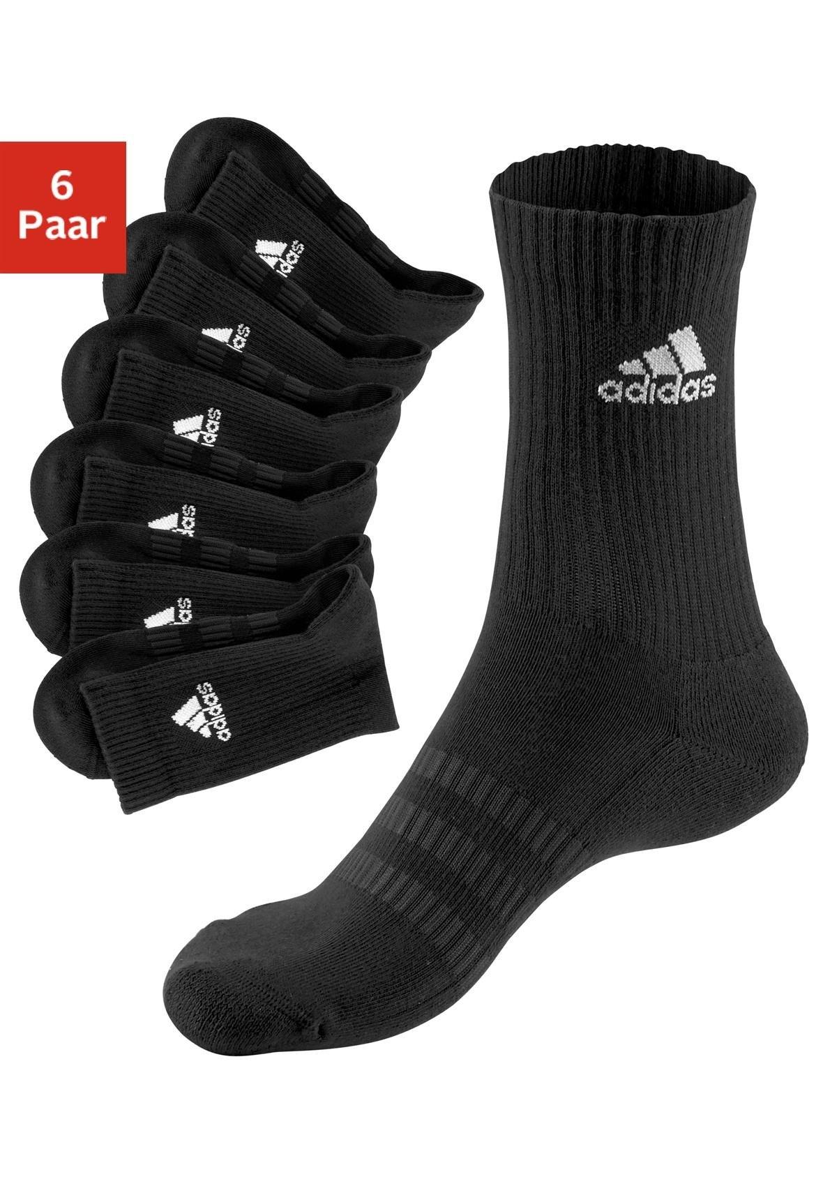 adidas Performance Sportsokken, set van 6 paar, adidas bij OTTO online kopen