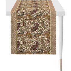 apelt tafelloper 1310 herfsttijd digitale print (1 stuk) bruin