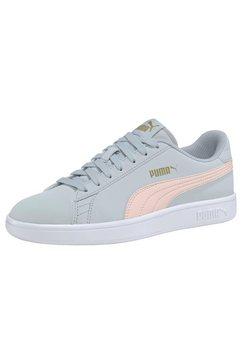 puma sneakers »puma smash v2 buck« blauw