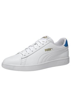 puma sneakers »puma smash v2 l« wit