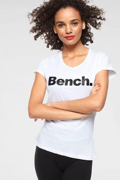 bench performance t-shirt »norah« wit