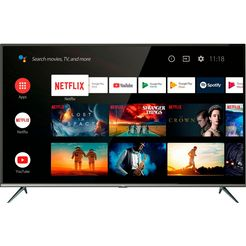 tcl 55ep644 led-tv (139 cm - 55 inch), 4k ultra hd, smart-tv zwart