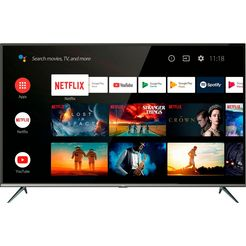 tcl 65ep644 led-tv (164 cm - 65 inch), 4k ultra hd, smart-tv schwarz